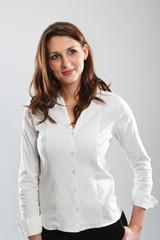 Businessfrau-Portrait