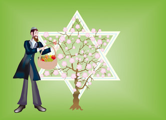 New Year of trees, Seder That bi-Shvat.