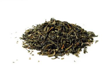 Teeblätter trocken