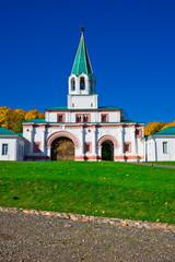 Stone gates in Kolomenskoye