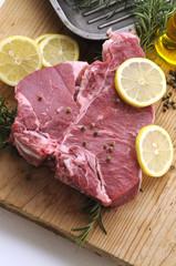 Bistecca alla fiorentina cruda - Secondi carne della Toscana