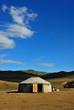 Mongolisches Nomaden Ger