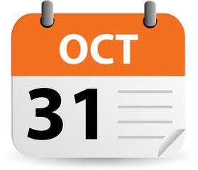 Calendar - Halloween