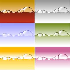 bollicine 6 colori