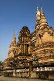 Sukhothai Historical Park - Historical Architecture poster