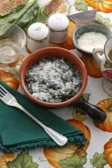 Bietole al forno - Primi piatti del Trentino Alto Adige
