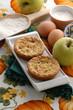 Crostata di mele e amaretti - Dolci - Trentino Alto Adige