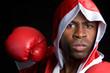 Angry Boxing Man