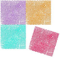 impresão digital cor