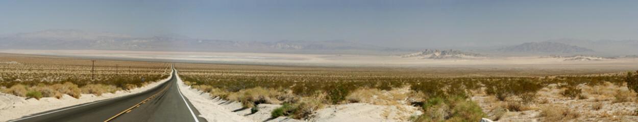 Mojave desert - Street