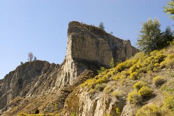 Desert Clay Cliffs