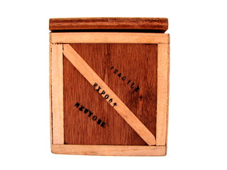 Wooden Shipping Crate New York