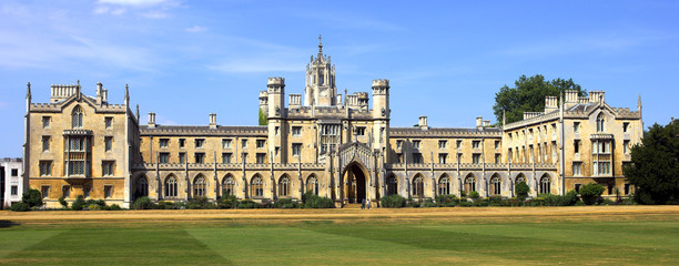 Photo from Cambridge University, England