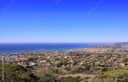 San Clemente Hills looking towards Dana Point
