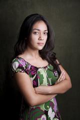 Sterh Hispanic Girl