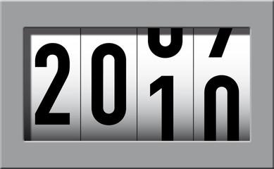 Jahreswechsel 2009–2010