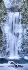 Multnomah Falls Panorama