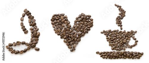 Ich liebe Kaffee  und... diese Tage
