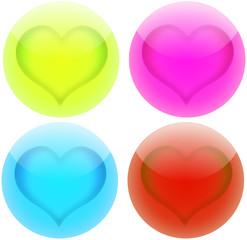 icon amor