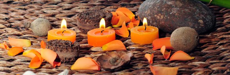 Wellness Kerzen Romantisch
