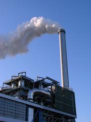 Usine d'incinération de déchets