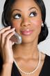Businesswoman on Phone