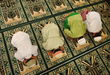 Islam, Kids Praying