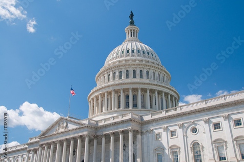 The United States Capitol Building in Washington, DC - 11185519
