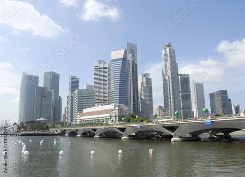 Singapore City Center © KAValles