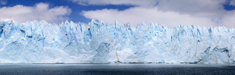 Front du glacier Perito Moreno