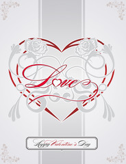 Valentine's card 2