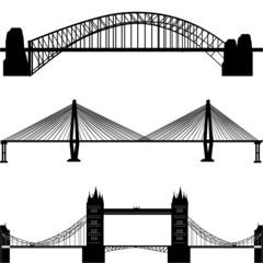 bridge vector set