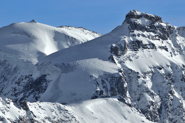 Swiss Alps. Ruinette