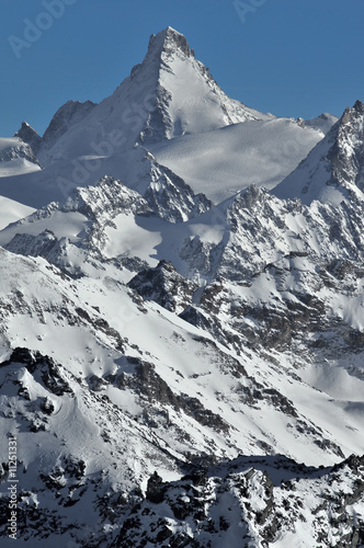Swiss Alps : The Dent d'Herens