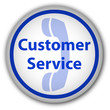 """Customer Service"" button (blue)"