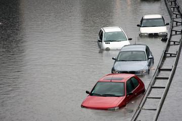 inondation auto assurances