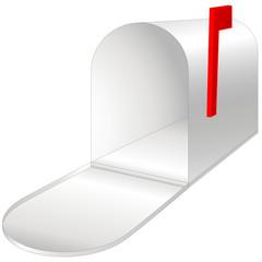 amerikanischer Briefkasten