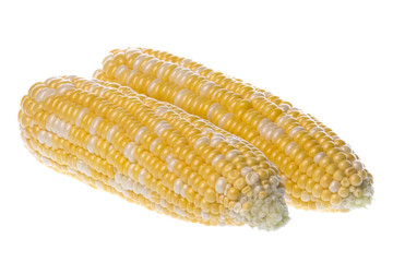 Pearl Corn Isolated