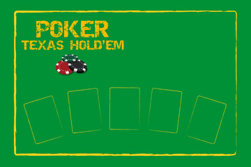 pocker texas hold'em