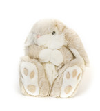 Fluffy toy hare poster