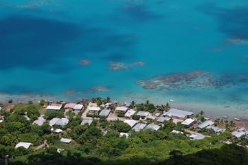 Maupiti Village, next to Bora Bora & Tahiti, French Polynesia