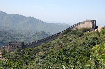 .tower on the Chinese wall