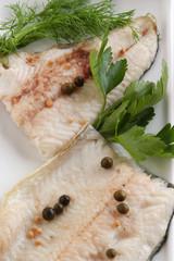 Filetti di trota - Antipasti di pesce del Trentino Alto Adige