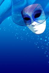 Carnaval blue