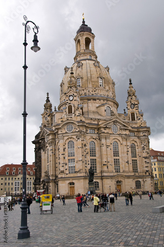 Frauenkirche, Church of Our Lady - Dresden, Germany