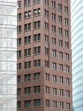 Wolkenkratzer am Potsdamer Platz poster