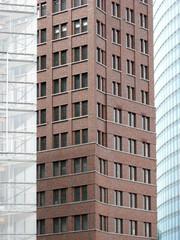 Wolkenkratzer am Potsdamer Platz