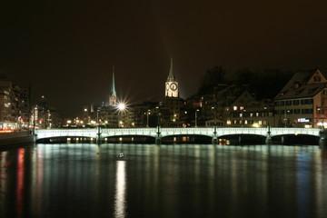 Fiume Limmat - Zurigo