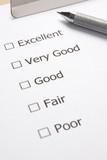 Customer Satisfaction Survey poster