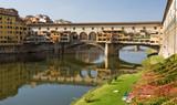 Ponte Vecchio Bridge Florence Italy poster